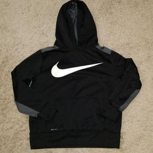 Boys Nike pullover hoodie.